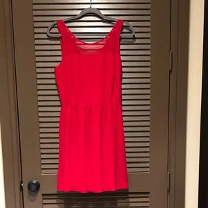 Red Kensie Dress Sz. M